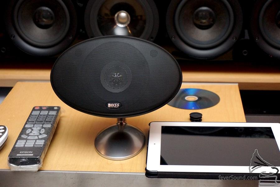 E305 可以好靚聲,原因之一是堅持五條聲道的喇叭規格完全一樣。