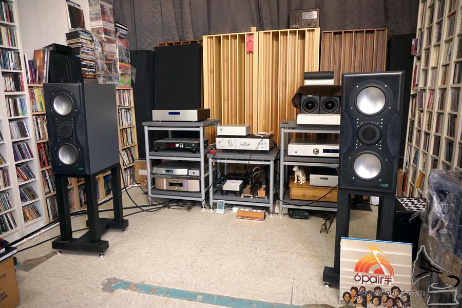 試音室總算可以開聲了,但革命尚未成功架...