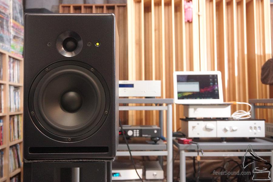 聲音有質感、能量感及豐富。