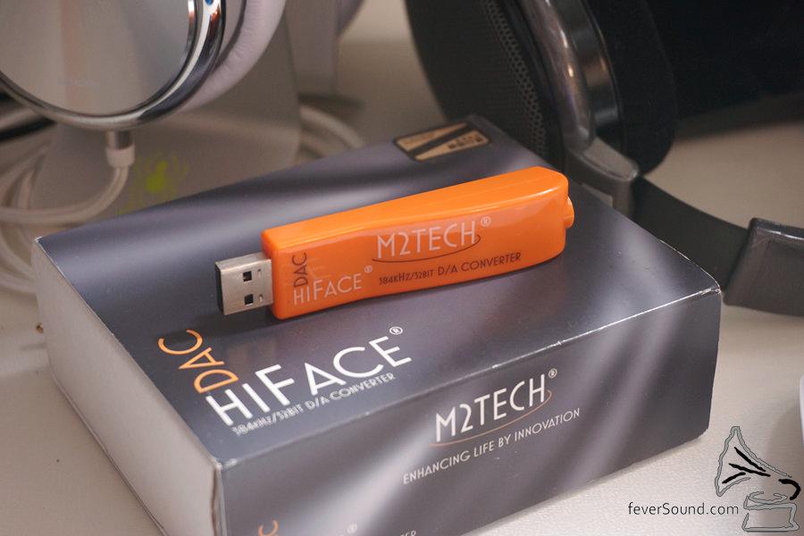 M2TECH 的包裝明顯比以前進步了!