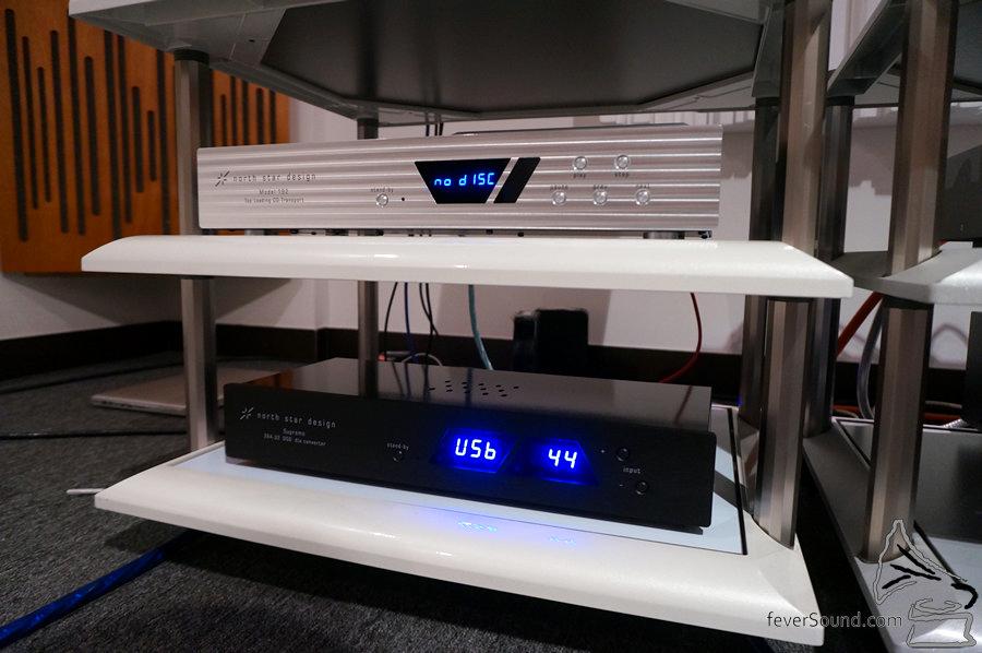 意大利 North Star Design 最新支援 DSD 的 USB 解碼。