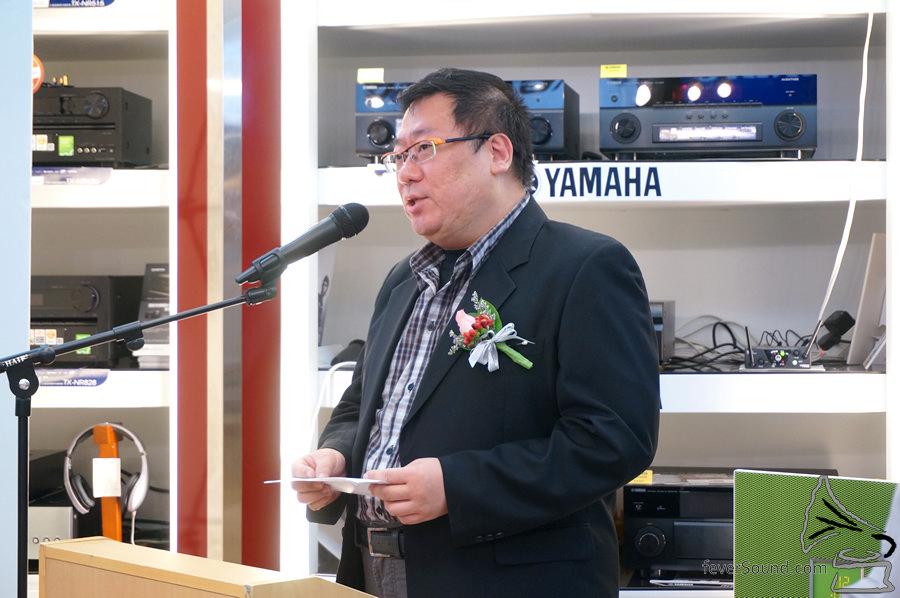 樂燊執行董事蔡松輝。