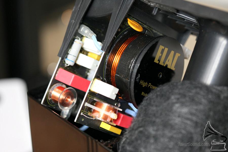 分音器靚料用盡,包括德國製的空氣芯線圈。
