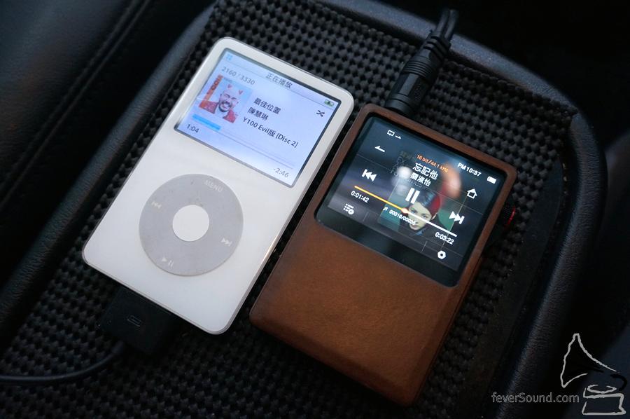 其實很不公平,AK120 貴 iPod 足足 6 倍,贏是天經地義吧…