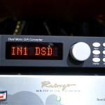 「IN1」是 AES/EBU,「IN4」才是 USB。