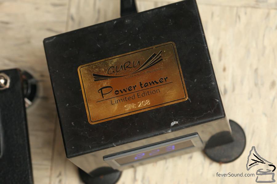 每個 PowerTamer 都有獨立編號。