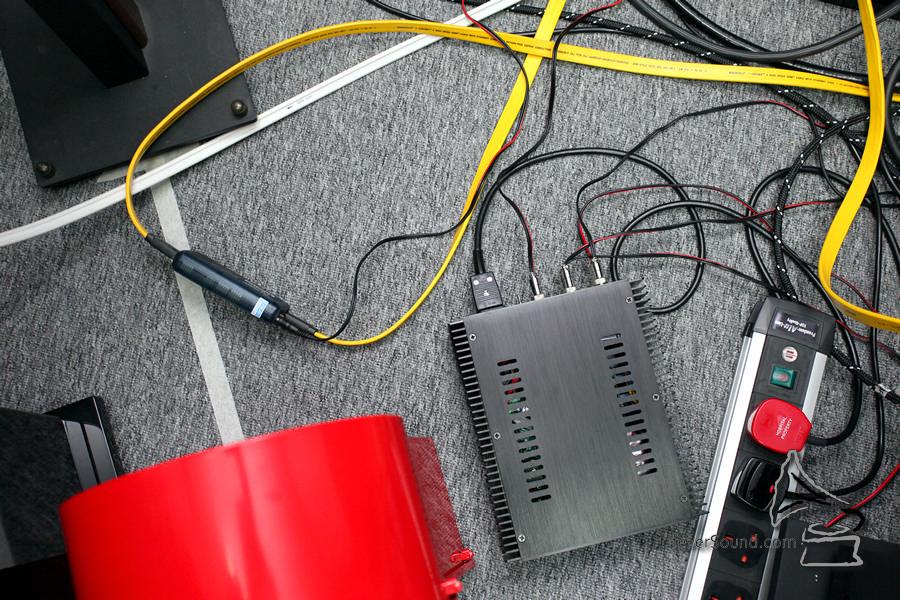 Darbee 的影像增強器使用了線性供電,畫質更靚。