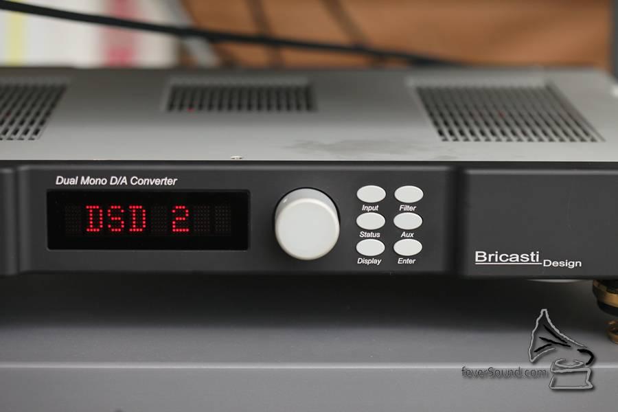 DSD 濾波一共分 3 級,0 至 2。