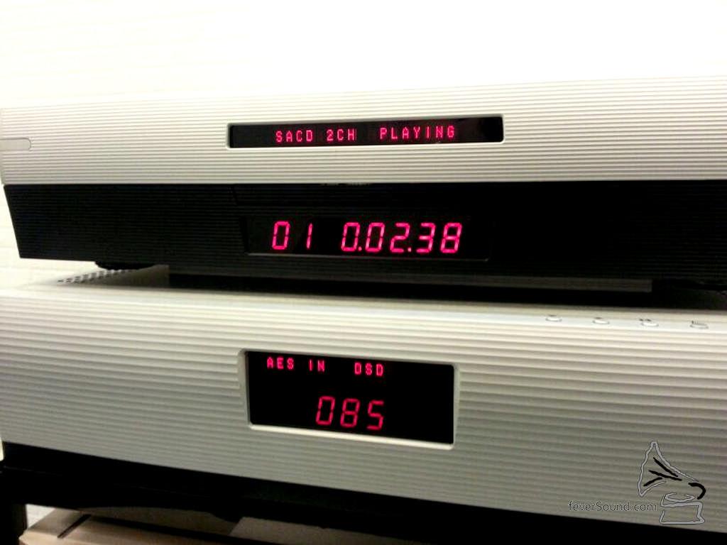 IPS-3 已開通了 AES EBU, SPDIF 的 DoP 輸入對應