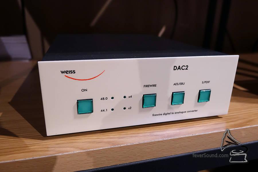 Weiss DAC2停產了?不!