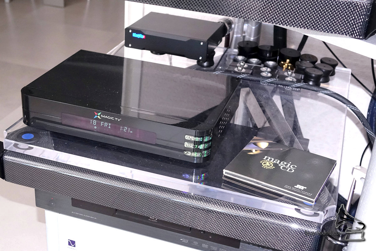 MagicTV用這個器材架實在太補了吧!
