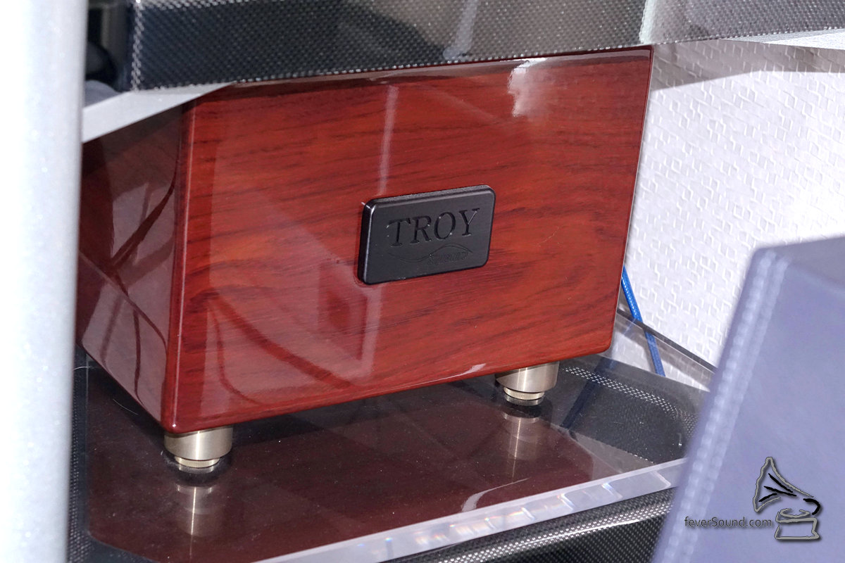 Tripoint Troy第二代地盒