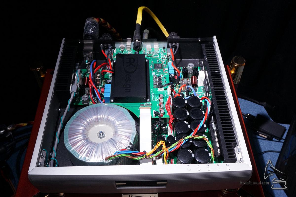 IPS-3真真正正是「解碼」及「擴音機」的「二合一」,解碼方面基本上是MPS-3解碼部份的完全移植