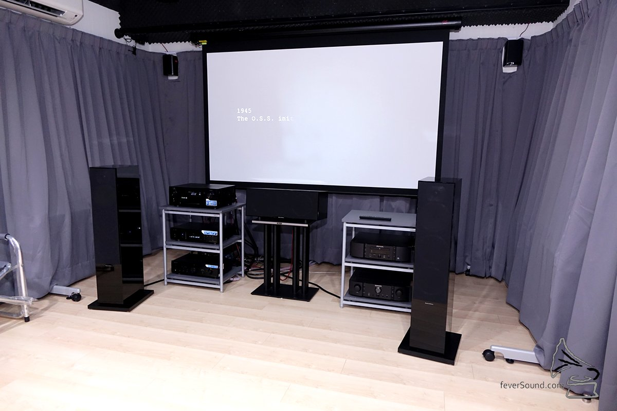 D&M Sound Room