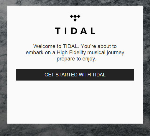 你Tidal咗未?