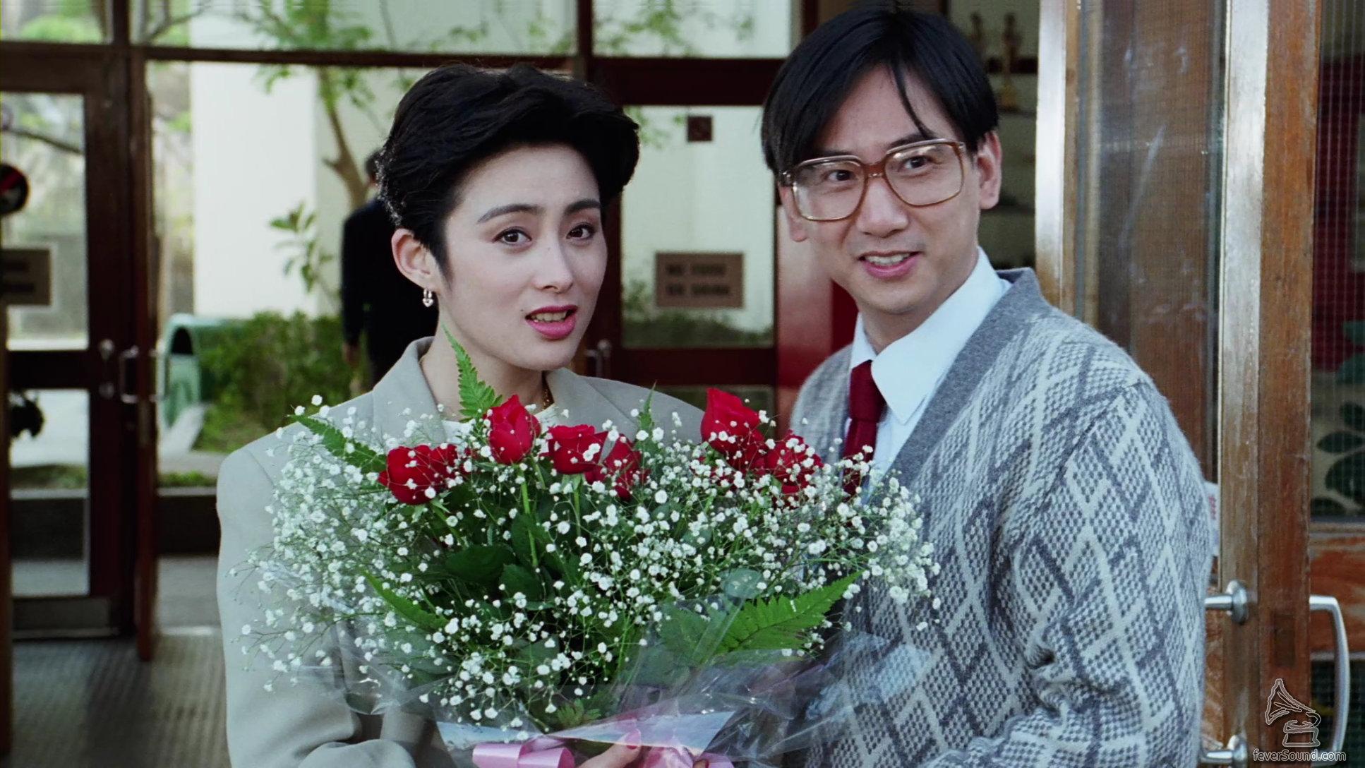 蔣志光(右)飾怕醜老師