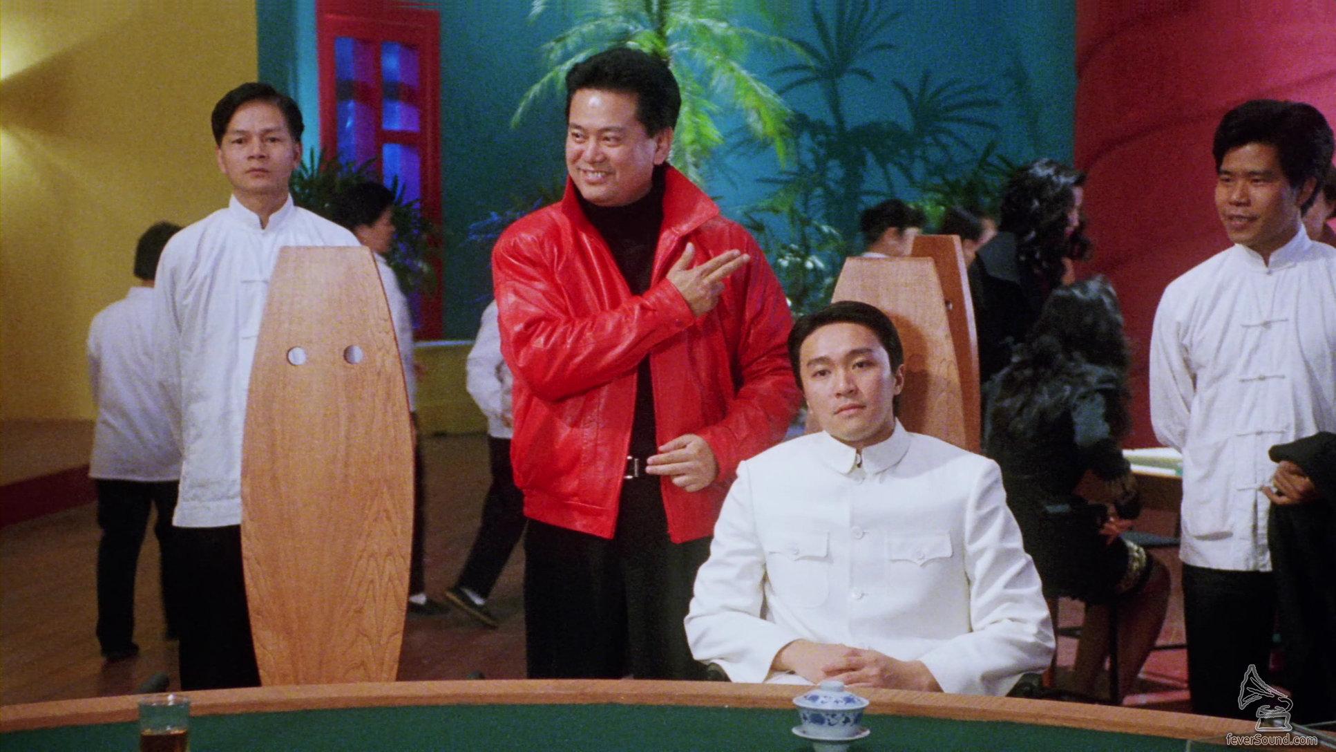 陳百祥是全片最交行貨的一位,也無法和周星馳擦出火花