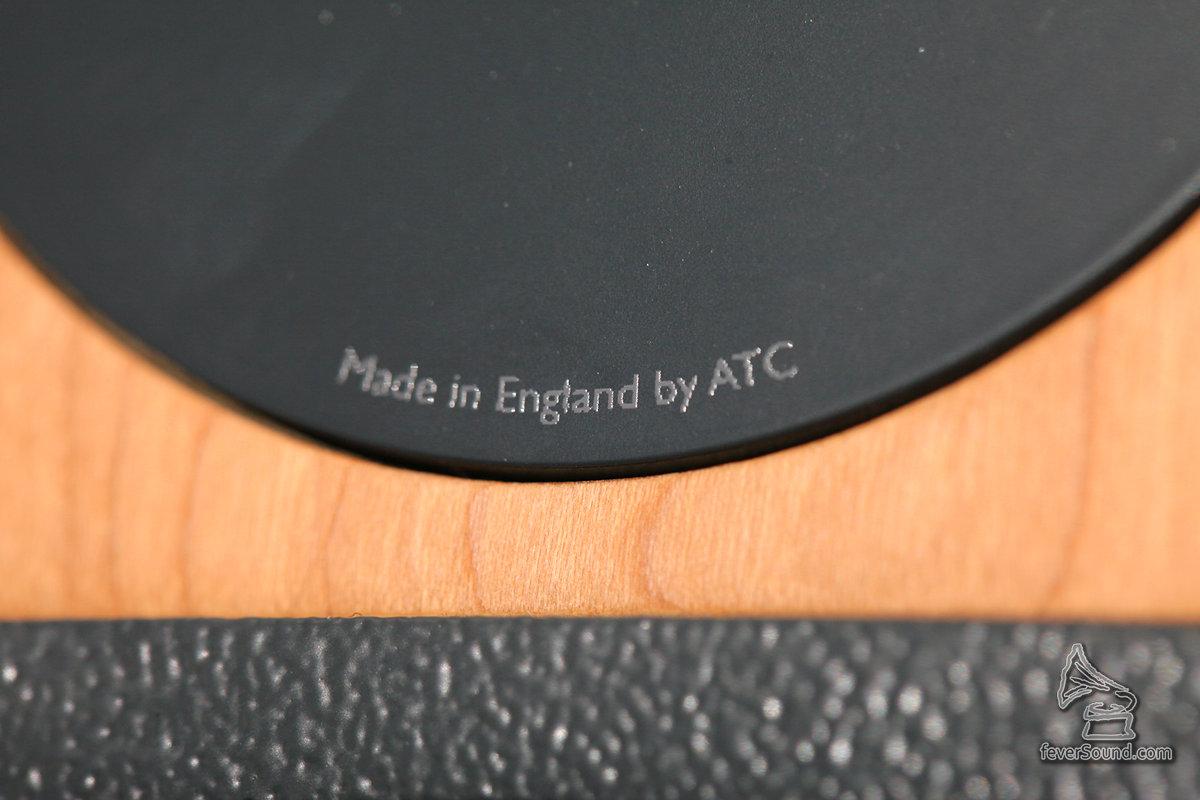 新高音注明是英國ATC自家製造