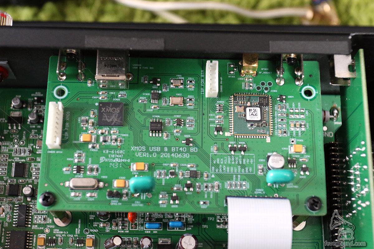 XMOS USB接收