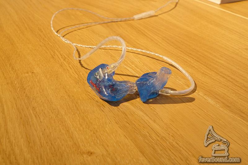 波蘭 Custom Art 以 Silicon 作耳模,長時間穿戴更舒適