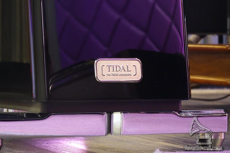 德國Tidal揚聲器,身價矜貴