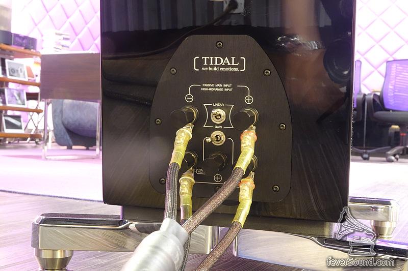 揚聲器的低音可以玩電子分音