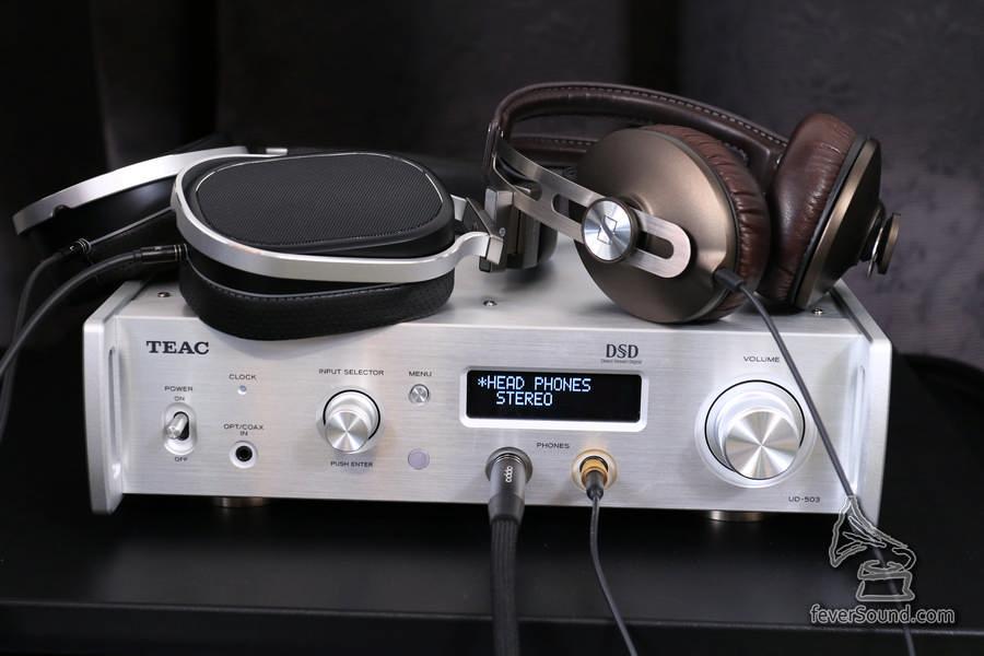 可以同時推動兩部耳機,推動力夠,但聲音有點燥