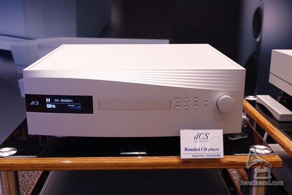 訊源是全港只得一部,全球首度開聲的 dCS Rossini CD Player!旗艦技術全移植,售價HK$206,000!可惡…想要…