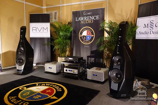 台灣 Lawrence Audio 今年也來香港湊熱鬧!