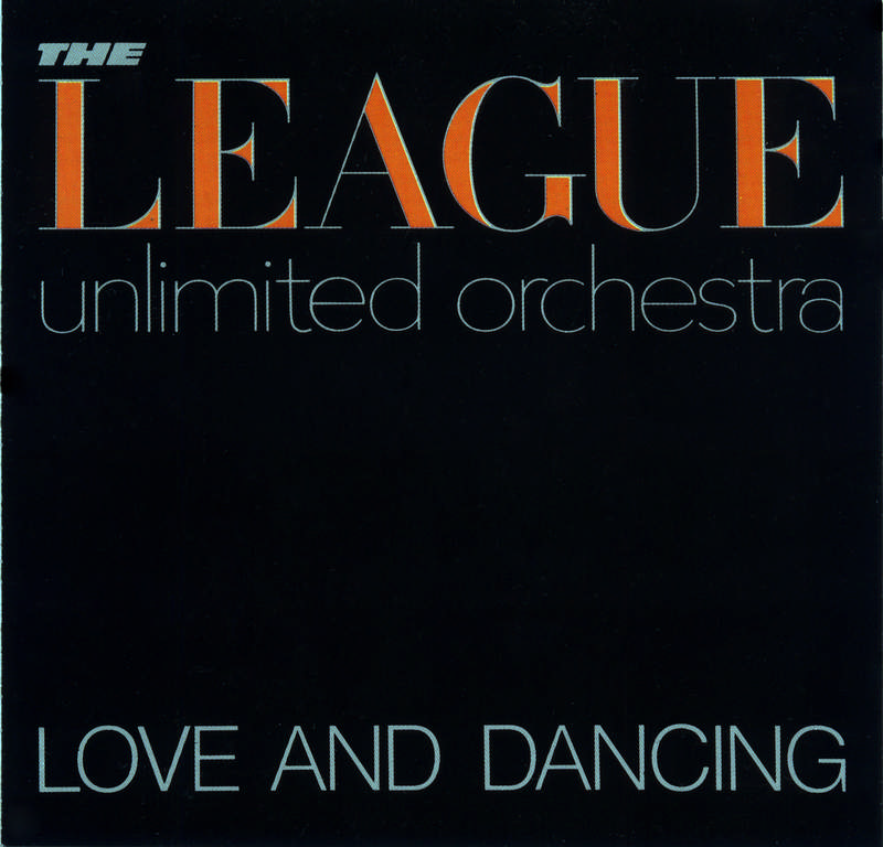 The human league love and dancing