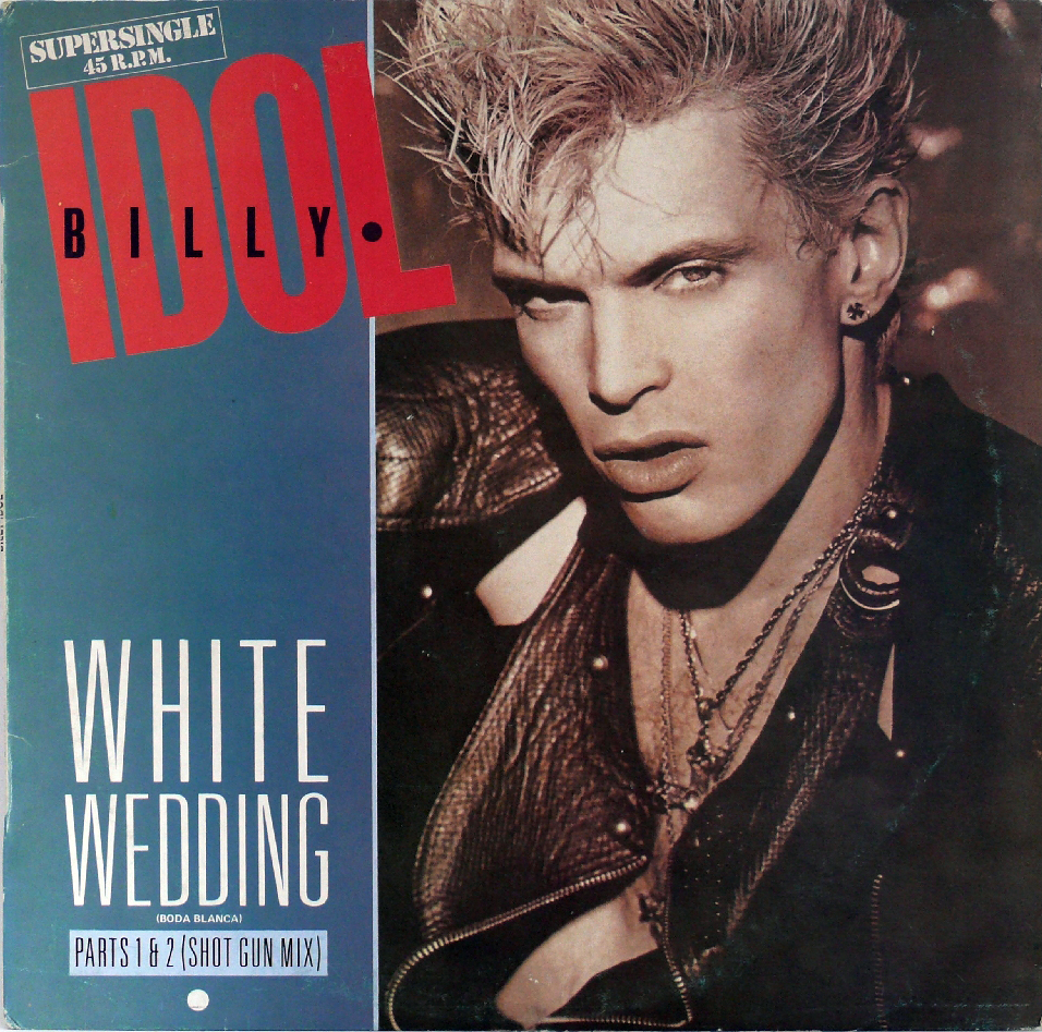 20.Billy Idol