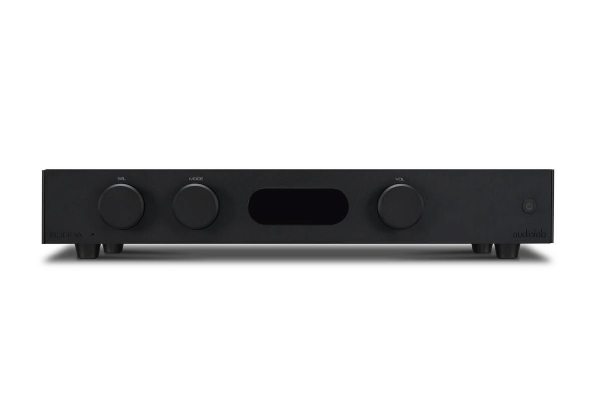 Black 8300A Front