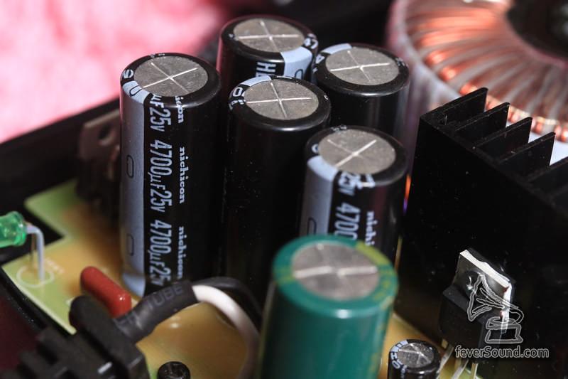 Nichicon濾波電容