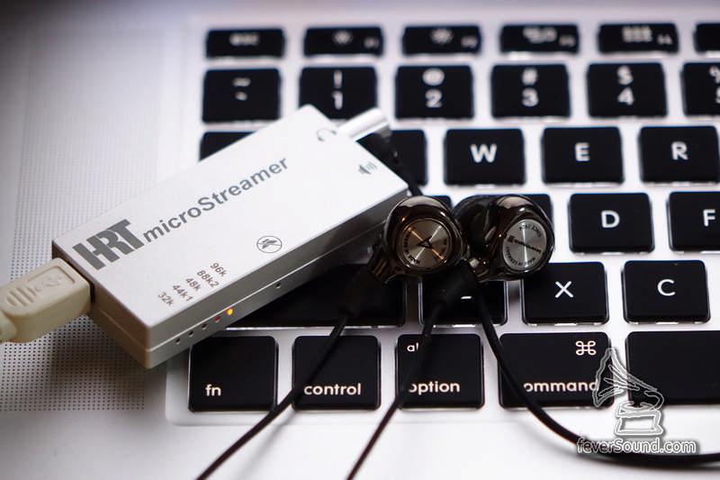 用在其他產品,如 HRT microStreamer,推動得也合拍,不一定只跟 AK DAP 的。