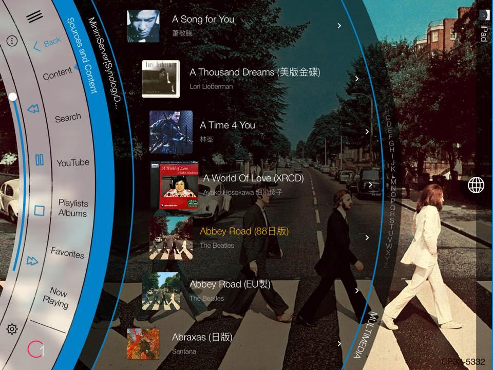 另一個不錯的app是Creation 5,以輪盤式揀歌,幾新鮮及過癮,但 Plus 版同樣要收費
