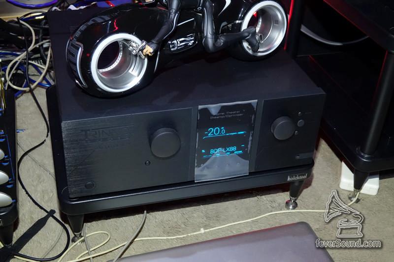 Pioneer藍光+Trinnov多聲道處理+Procella喇叭,開聲會是如何?