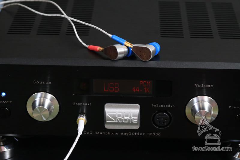 推動 oBravo 氣動單元 HAMT-1 入耳耳機,非常夾配!