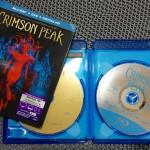 由「Hell Boy (天魔特工)」及「Pacific Rim (悍戰太平洋)」導演 Guillermo del Toro 執導新作「Crimson Peak (血色莊園)」,美版藍光搭載 DTS-X (竟然寫住 7.1,不是 Object Base 嗎?) 但不用理會這個,總之就是靚聲到你驚!