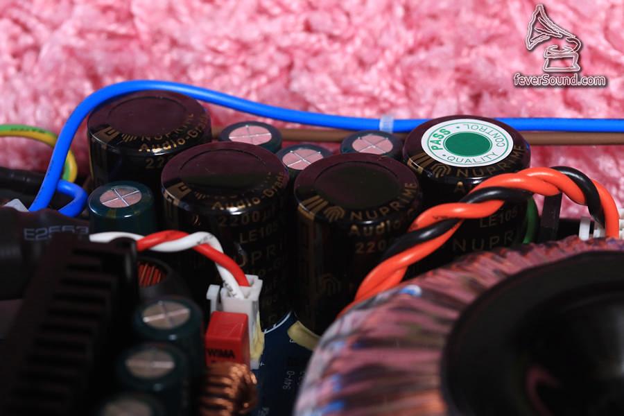 自家訂製的濾波電容