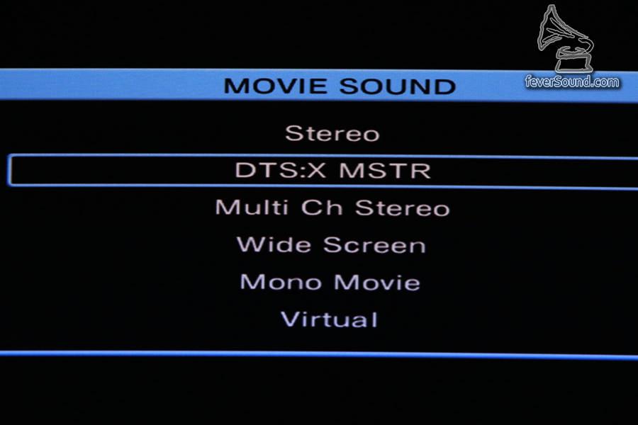 更新Firmware後就認到DTS-X了!