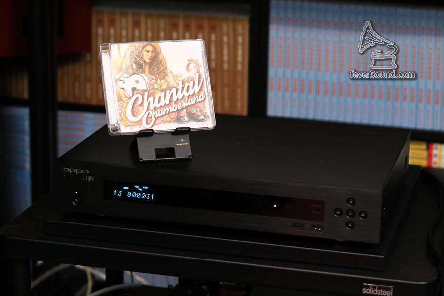 103D本身可以播放SACD及DVD-Audio,就連Pure Audio Blu-ray 都一樣播到,SE版直接提昇聽感,音效更為討好