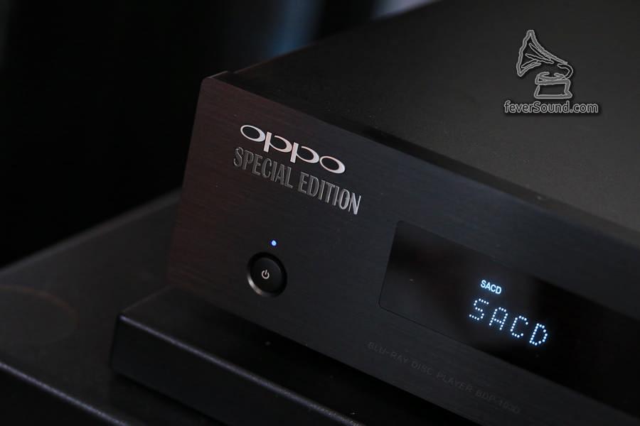 特別版在「OPPO」字樣下方加上「Special Edition」