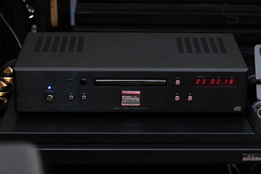 SC1.0是一部標準的CD機