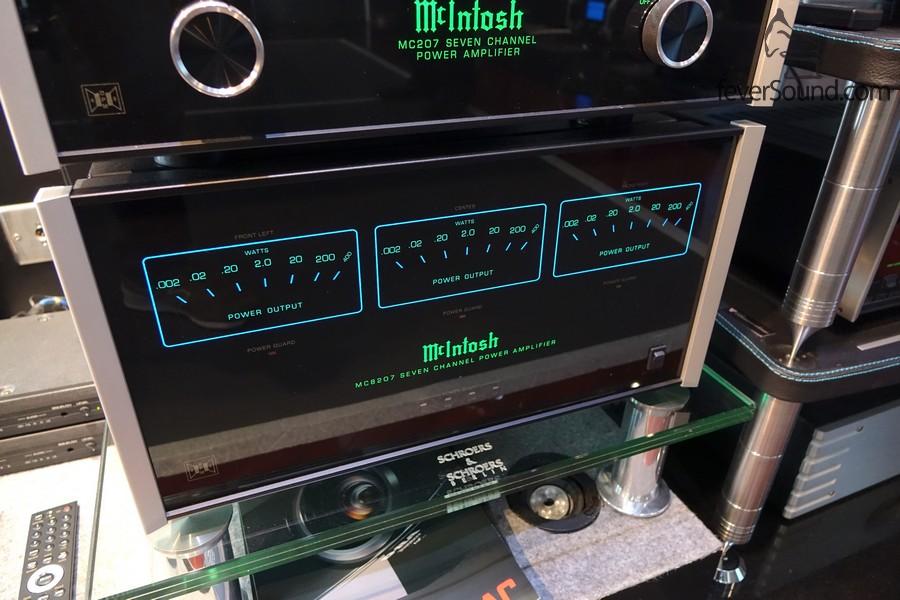 MC8207 都是七聲道後級