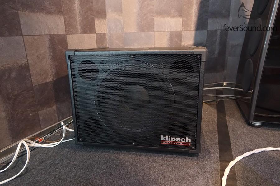 Klipsch 無源超低音