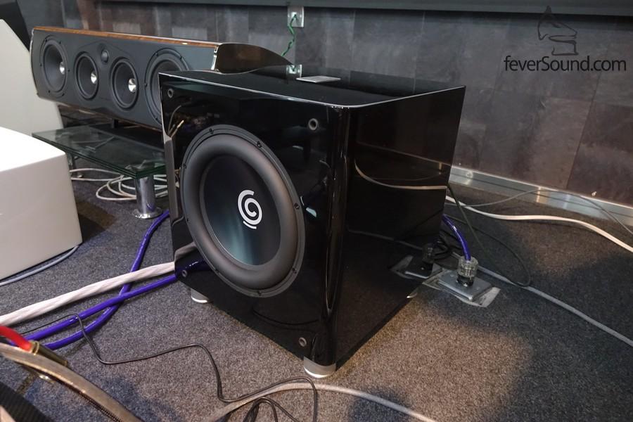 Sumiko 10 吋超低音