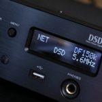 串流可以支援高達DSD128規式的音樂檔案