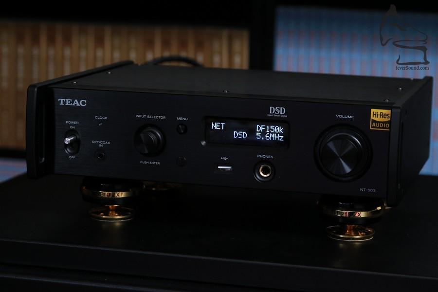 503對承墊物反應頗大,因此可借靠不同調音產品改變諧震點校聲