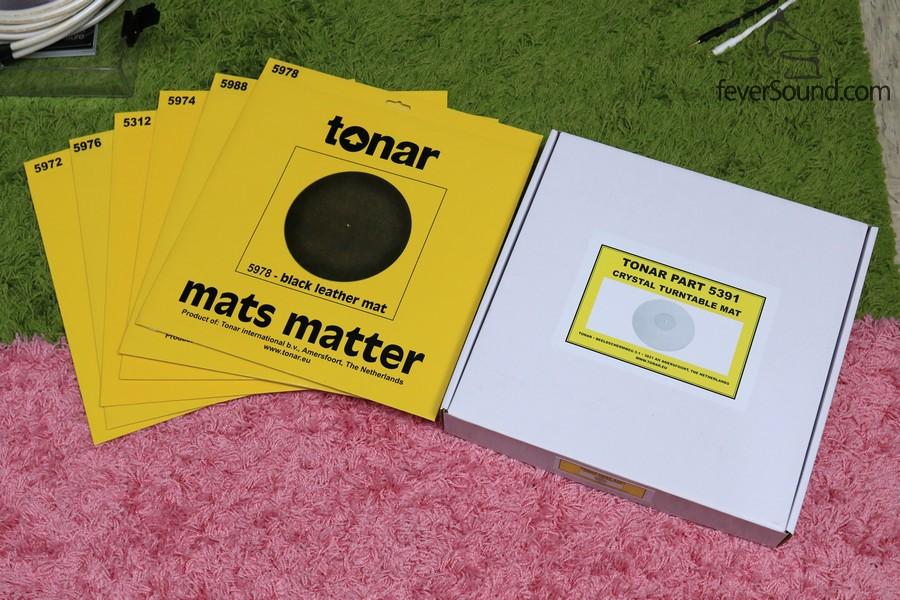 這就是來自荷蘭的Tonar黑膠唱片墊