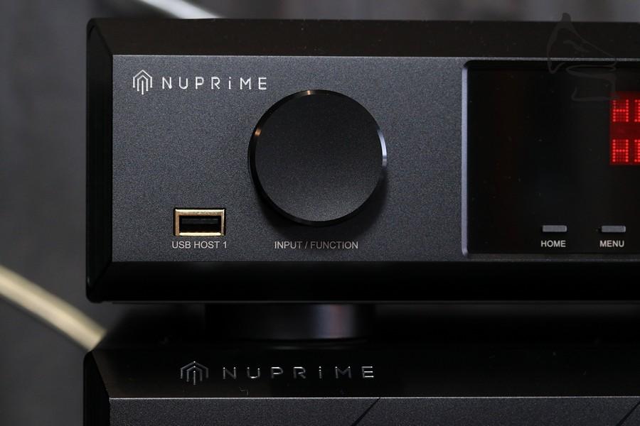 NuPrime年代第一套多聲道產品,已頗為成熟